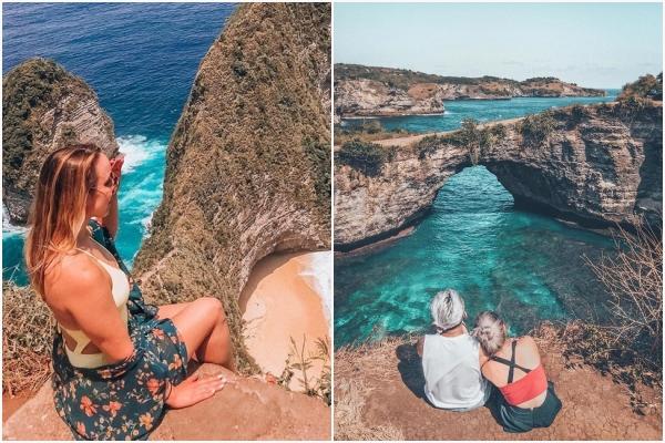 Chẳng riêng gì Bali, Indo còn sở hữu cả một thiên đường xanh mát hơn thế