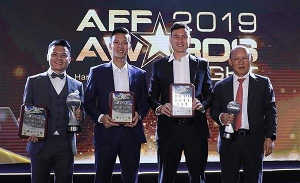 """ĐT Việt Nam thắng lớn tại AFF Awards 2019, khẳng định vị thế """"anh cả"""" Đông Nam Á"""