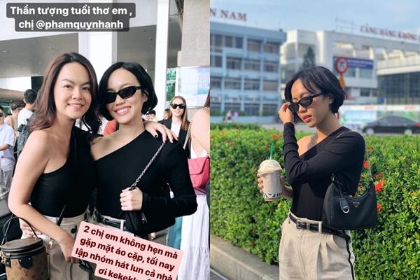 """Khi Diệu Nhi và Phạm Quỳnh Anh không hẹn cùng """"đụng hàng"""", bỗng nhiên Ngọc Trinh mới là người được nhắc đến"""