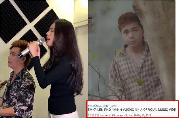 """Hương Ly tự hào khoe bản cover """"Em ơi lên phố"""" vượt mặt ca khúc gốc của Minh Vương?"""