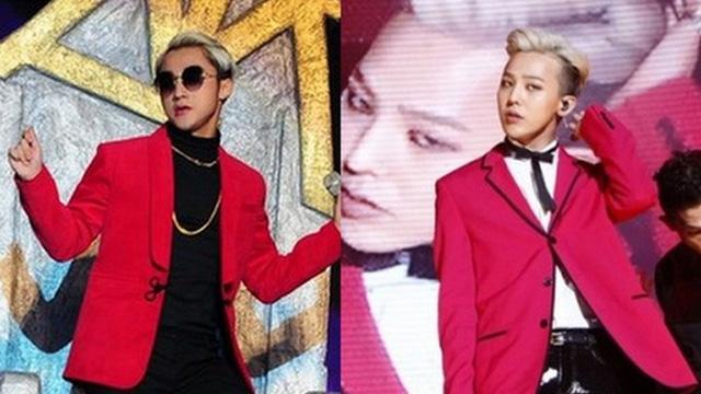 """Từng bị """"ném đá"""" một thời vì """"copy"""" phong cách, giờ Sơn Tùng MTP được tung hô còn đẹp trai hơn cả G-Dragon"""