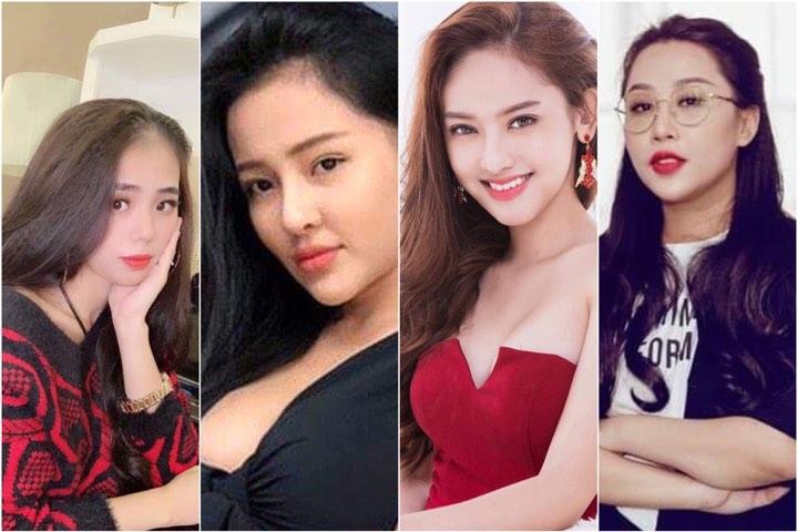 """Từ căn bệnh ảo tưởng nổi tiếng đến 4 cô gái """"trùm thị phi"""" khuấy đảo MXH Việt năm 2019"""