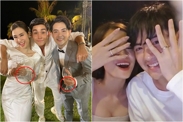 Hóa ra cả Đông Nhi và Ông Cao Thắng đều không đeo nhẫn cưới suốt 3 ngày qua, chuyện gì đang xảy ra vậy?