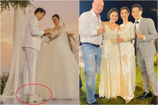 """Bị ám ảnh chiều cao, Ông Cao Thắng vẫn phải nhờ đến """"giày đế độn"""" để sánh vai cùng Đông Nhi"""