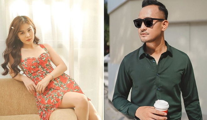 """Dân tình đua nhau """"soi"""" golf thủ doanh nhân nghi là bạn trai của hot girl MC Thu Hoài"""