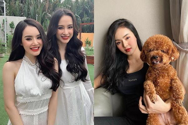 Em gái Angela Phương Trinh nhan sắc ngày càng lên, sành điệu chẳng kém gì chị gái