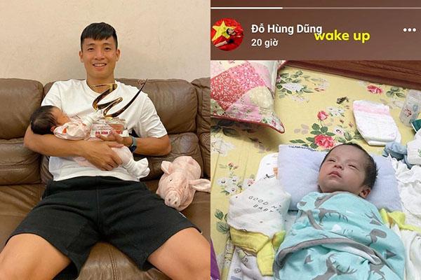 """Hội ông bố bỉm sữa của đội tuyển Việt Nam lấy gia đình nhỏ làm động lực chuẩn bị """"đại chiến"""" với UAE"""