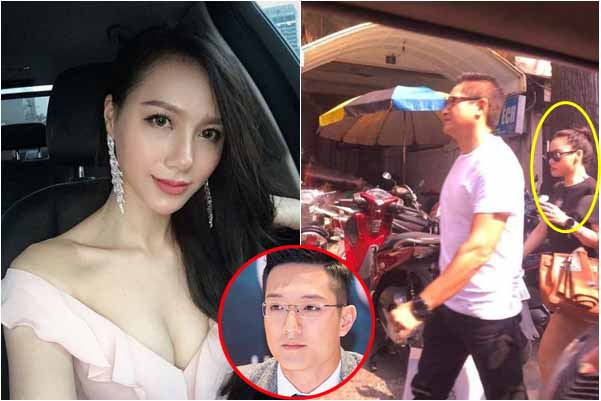 """Hết Chí Nhân đến Minh Hà bị bắt gặp hẹn hò tình mới, cặp đôi phản bội """"toang"""" thật rồi!"""