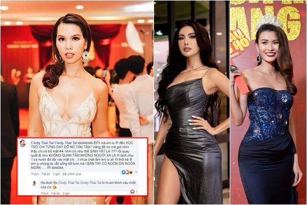 """Hà Anh đăng đàn tức tối vì bị đàn em """"ngó lơ"""" không thèm chào hỏi, Minh Tú - Cao Thiên Trang cũng là tình nghi?"""