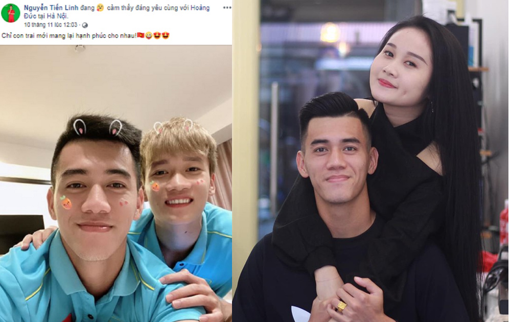 """Sau chia tay bạn gái, Tiến Linh chợt nhận ra """"chỉ đàn ông mới mang lại hạnh phúc cho nhau"""""""