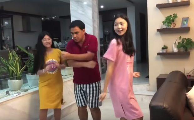 Chỉ 1 clip nhảy gia đình bình thường, nhan sắc con gái Quyền Linh bỗng gây bão vì quá xinh đẹp
