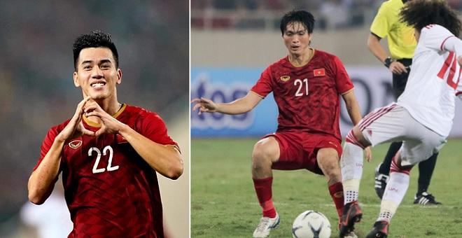 """""""Công thần"""" Tiến Linh nói Tuấn Anh là cầu thủ chơi hay nhất trận thắng UAE"""