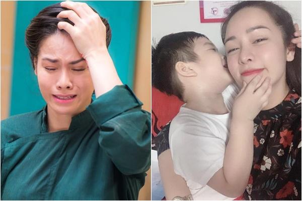 Khổ như đàn bà ly hôn, Nhật Kim Anh van lạy chồng cũ cho gặp con dù chỉ 3 phút facetime