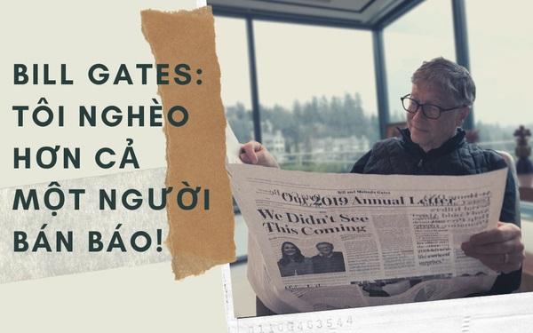 """Bill Gates trở lại ngôi vị giàu nhất thế giới: """"Không đợi tới khi nhiều tiền mới giúp đỡ người khác"""""""