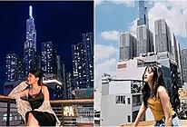 Chill hết nấc ở quán cafe nóc nhà view Landmark81 siêu đẹp ở Sài Gòn