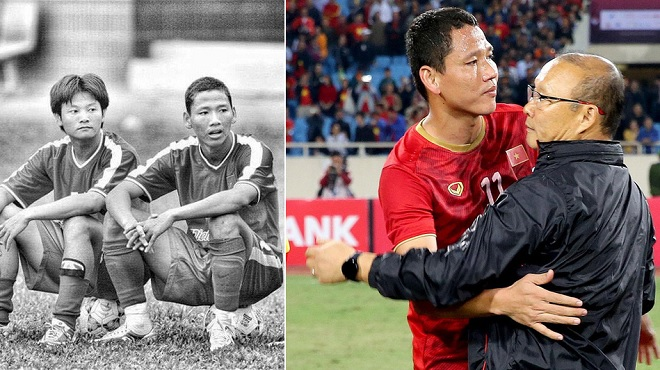 Đức Eto'o: Từ kẻ bị thất sủng ở ĐTQG đến người viết lại lịch sử bóng đá Việt Nam cùng thầy Park