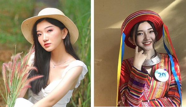 Sau khi trở thành Hoa khôi Duyên dáng áo dài nữ sinh 2019, nữ sinh đặt việc học lên trên hết