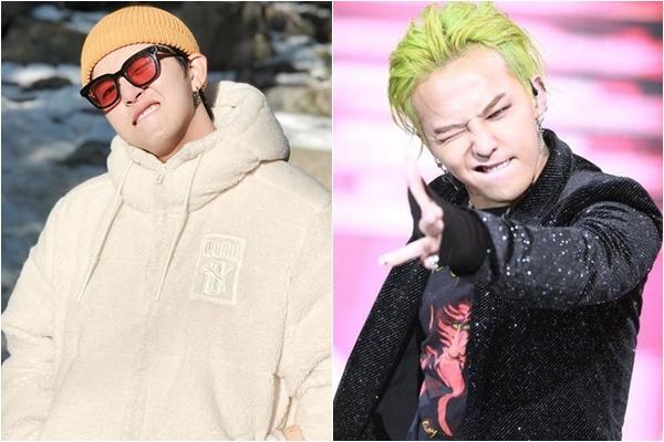 """Bức ảnh gây """"lú"""" nhất MXH: Đây là G-Dragon hay gì?"""