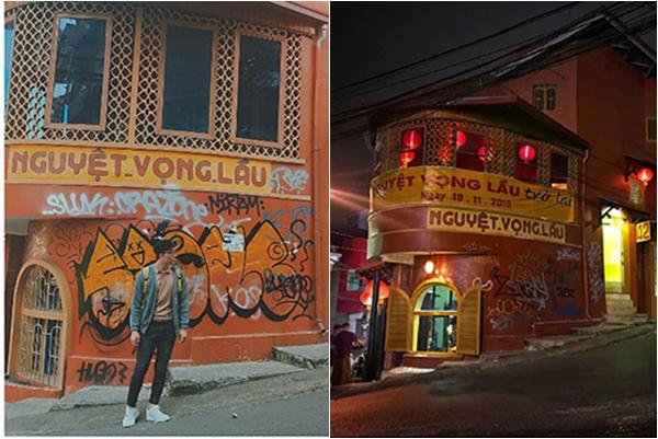Tin vui: Nguyệt Vọng Lầu - ngôi nhà cổ trên dốc nổi tiếng Đà Lạt đã mở cửa trở lại
