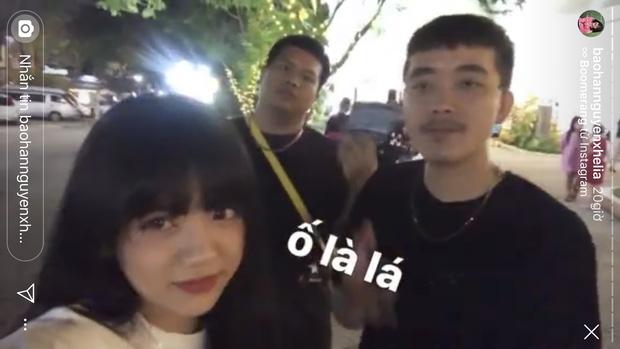 Vừa chia tay hủy kết bạn, rapper Khói lại vui vẻ đi chơi cùng tình cũ Bảo Hân?