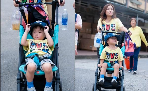 Loạt ảnh siêu cute của bé Sa khi vừa đặt chân về Việt Nam khiến dân tình bấn loạn
