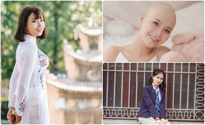 Nữ sinh tự tin vừa chiến đấu với bệnh ung thư, vừa chinh phục ngôi vị Hoa khôi ĐH Ngoại thương