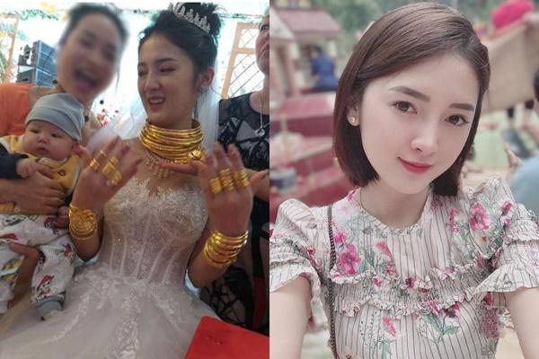 Danh tính cô dâu đeo trĩu vàng trong đám cưới ở Cao Bằng: Lấy chồng thực sự là một gánh nặng