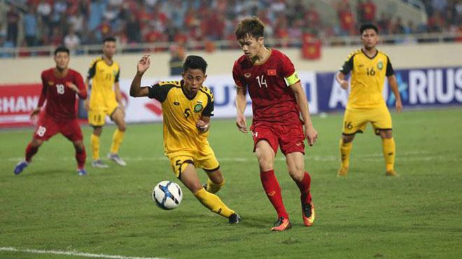 [Trực tiếp] 15h ngày 25/11, U22 Việt Nam vs U22 Brunei: Chờ đội hình dự bị tỏa sáng