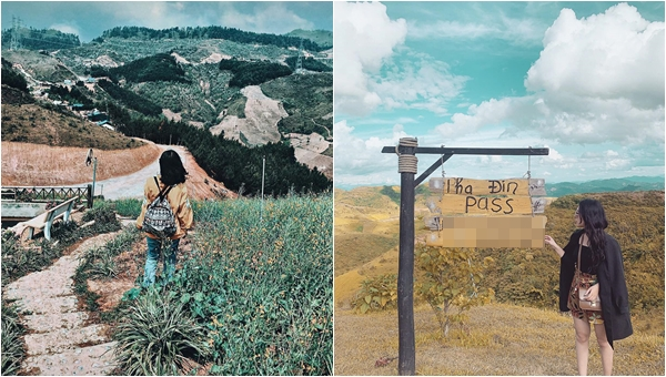 Lên Tây Bắc check-in thung lũng hoa đẹp tựa cổ tích mang tên Pha Đin Pass