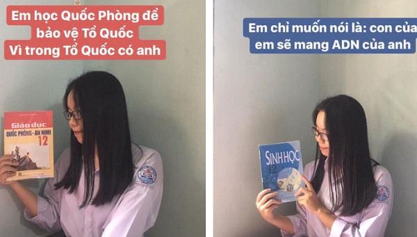 """Dân chăm học buông lời """"thả thính"""": """"Sặc mùi"""" kiến thức sách vở nhưng vẫn ngọt ngào """"đốn tim"""""""