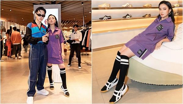 """""""Nấm lùn"""" khổ như Châu Bùi: Muốn lên dáng fashionista mà phải đi giày bệt thì cứ kiễng mọi lúc mọi nơi"""