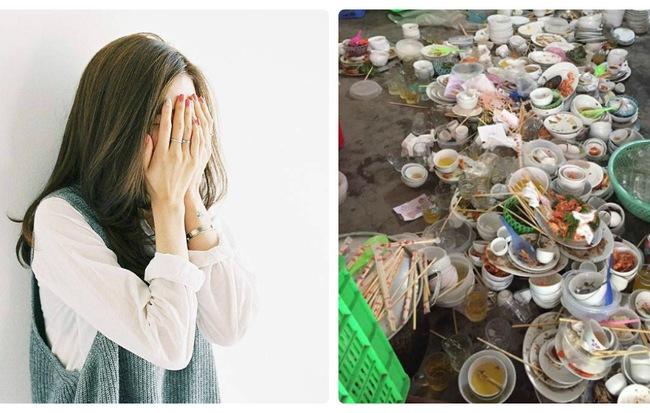 Bị thử thách rửa 10 mâm bát trong ngày ra mắt, cô gái tức giận: Em đến làm quen mọi người, chứ không chơi gameshow