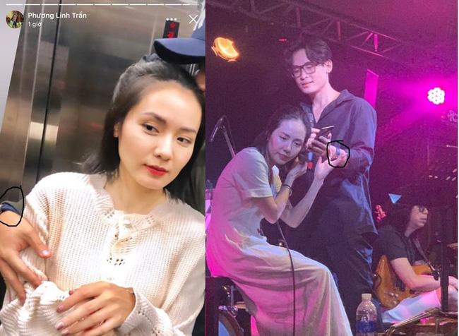 Vô tình lộ bằng chứng cặp đôi huyền thoại Hà Anh Tuấn - Phương Linh bí mật hẹn hò?