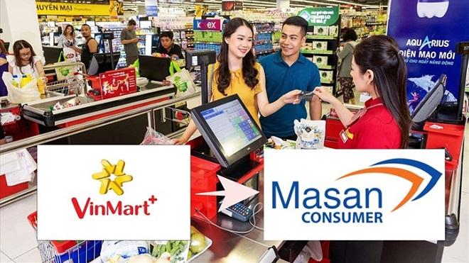 Masan sáp nhập VinCommerce và VinEco, sở hữu chuỗi bán lẻ VinMart và VinMart+