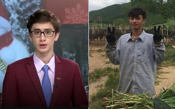 """MC người Nga đẹp như nam thần của VTV """"lột xác"""" sau 1 năm: Bỏ nghề MC, """"mình về quê nuôi cá và trồng thêm rau"""""""