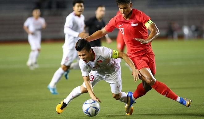 Fan thấp thỏm chờ tin về chấn thương, lo Quang Hải vắng mặt trận gặp Thái Lan