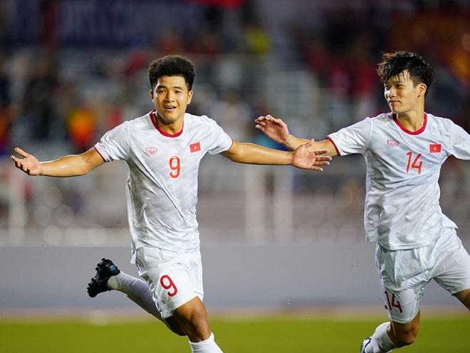 Hà Đức Chinh lọt Top 5 chân sút tốt nhất các kỳ SEA Games của U22 và U23 Việt Nam