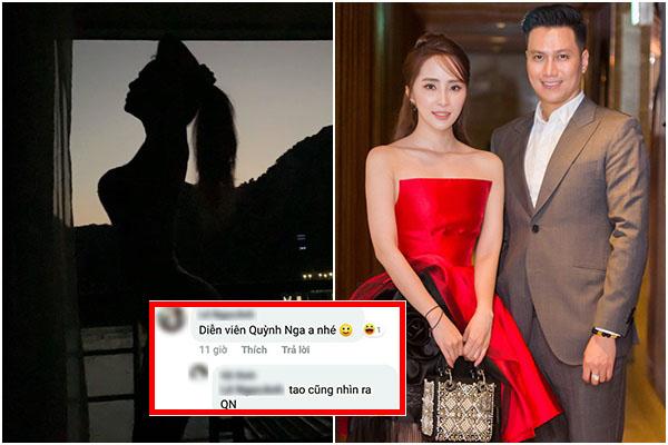 """Hậu ly hôn, Việt Anh thoải mái đăng ảnh đường cong hút mắt của """"tình tin đồn"""" Quỳnh Nga"""