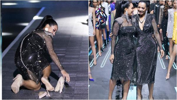Bài học từ cú ngã trên sàn catwalk của cựu siêu mẫu Thúy Hạnh: Nghề người mẫu đầy thử thách và rủi ro
