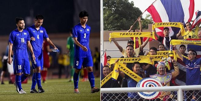 Đội nhà bị loại khỏi SEA Games, CĐV Thái Lan vẫn lạc quan hẹn gặp lại Việt Nam ở chung kết bóng đá nữ