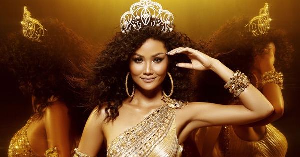 H-Hen Niê tỏa sáng như 1 nữ thần trong bộ ảnh chụp cuối nhiệm kỳ Hoa hậu Hoàn vũ Việt Nam