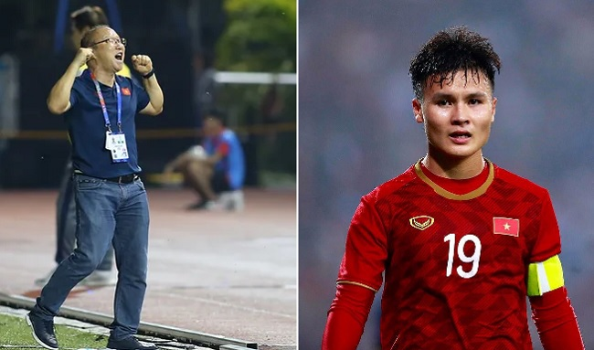 Sau trận hòa nghẹt thở với U22 Thái Lan, thầy Park báo tin mừng về Quang Hải