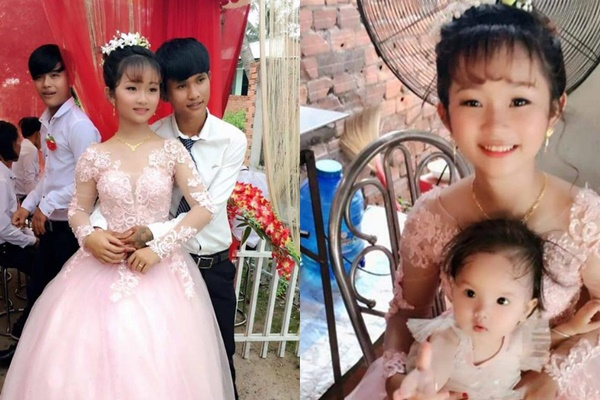Cô dâu 12 tuổi - chú rể 14 tuổi đã chia tay, không có đám cưới nào đẹp xảy ra nữa