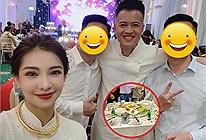 """Lộ ảnh đám cưới Lưu Đê Ly: """"Bình dân"""" chứ không có bãi biển, du thuyền như lời đồn"""