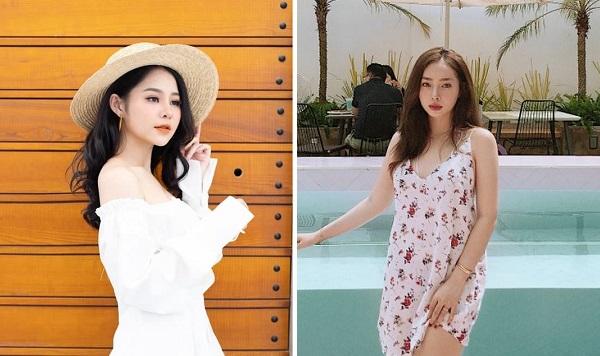 """Những hình ảnh ấn tượng của dàn """"hot girl"""" ĐH Hồng Bàng tại cuộc thi Hoa khôi sinh viên NHG 2020"""