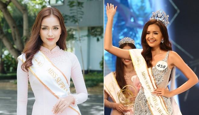 ĐH Tôn Đức Thắng tự hào có nữ sinh đại diện Việt Nam tại đấu trường sắc đẹp Miss Supranational 2019