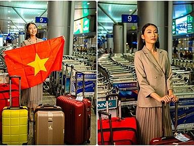 Nữ sinh HUTECH đại diện Việt Nam lên đường đi Hàn Quốc thi Hoa khôi Sinh viên Thế giới