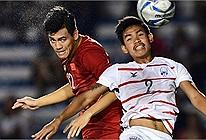 U22 Việt Nam 4-0 U22 Campuchia: