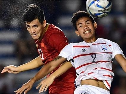 """U22 Việt Nam 4-0 U22 Campuchia: """"Chấn thương của Tiến Linh không nghiêm trọng"""""""