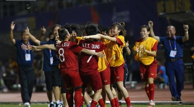Tối nay chung kết bóng đá nữ SEA Games 30: Tiếp tục công cuộc khuất phục người Thái